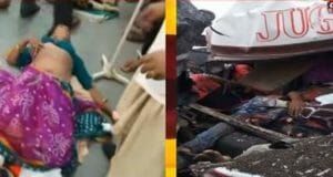 Chandwad - 10 dead and 11 injured in horrific accident