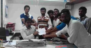 Akole Youth congress Nagarpanchyat