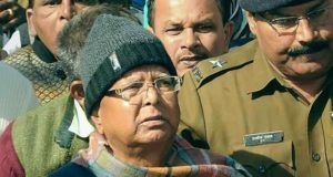 Lalu Prasad Yadav once again in Junket