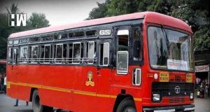 Free bus girls upto 12th standard Divakar Ravate