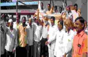 Unacceptable to release water, Mundhan movement in the confluence