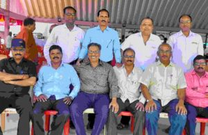 akole taluka news After 35 years the friends came together