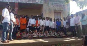 akole solve the problems of the people through the medium of yuva swabhiman organisation