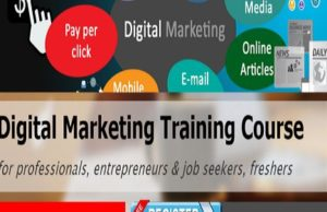Digital Marketing Training Course in Sangamner Akole