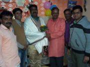 Happy Birthday Viswasrao Arote