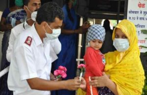 Latest News 13-month-old Chimukali and 70-year-old grandmother defeated Corona