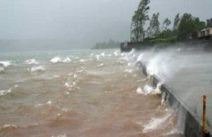 Bhandardara Dam overflow today
