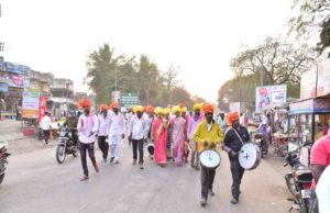 Akole Shri Dutt Samarth Seva Kendra on the occasion of Shri Dutt Jayanti