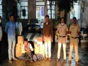 Akole News Rajur Police Illegal liquor smuggler arrested