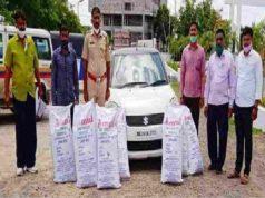 Ahmednagar News milk Bhesal