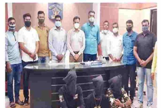 accused arrested in Shirdi murder