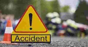 Accident kopargaon bike and pikup two death