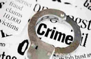 Crime News Gram Panchayat member beats up a police