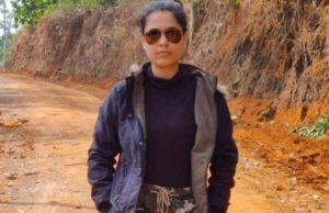 Ayushi khedkar fighter pilot