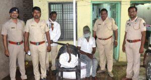 Karjat Crime Man arrested for smuggling Rs 7 lakh