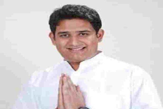 Ahmednagar News MLA Ashutosh kale Corona positive