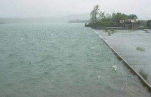 Bhandardara Dam Overflow