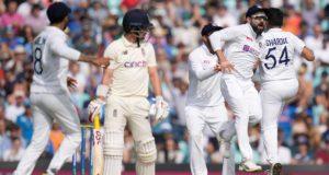 India vs England 4th Test Match