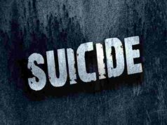 husband committed suicide by jumping into a well
