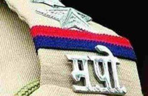 Crime News Pathardi Pushback to police officers