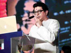 Raj Thackeray Corona Positive
