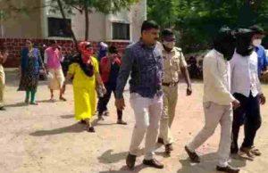 Sex Racket in Ahmednagar