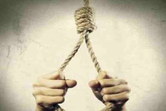 Young woman commits suicide by strangulation
