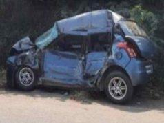 Youth dies in accident at Sangamner Khurd